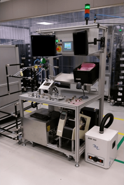 Semi Automated Assembly Equipment  U2013 Net Engineering
